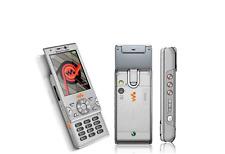 Sony Ericsson W995 Silver Unlocked Wi-Fi  free shipping