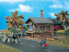 Vollmer Epoche III (1949-1970) Modellbahn-Gebäude,-Tunnel & -Bücken der Spur H0 mit Haus