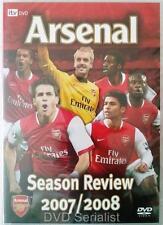 ARSENAL Football Club Season Review 2007 2008 English Premier League Soccer DVD