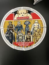 Star Wars Puzzle Patch Celebration Chicago 2019 Hoth Club wampa circle booth
