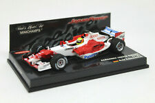 MINICHAMPS 1/43 Panasonic Toyota Racing TF105 R. Schumacher 403050117
