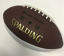 PRO Spalding Genuine Leather Official Size Football