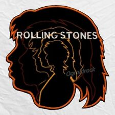 Hot Rocks Logo Embroidered Big Patch The Rolling Stones Album Mick Jagger Rock