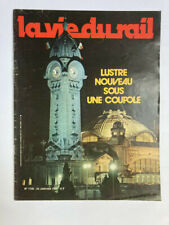 La vie du rail 1980 1726 LIMOGES CHIEMSEEBAHN BLACKPOOL SCHILTIGHEIM BISCHHEIM H