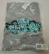NWT VANS Dress Blues Washed up skate fish KID'S short sleeve t-shirt SZ M - NEW