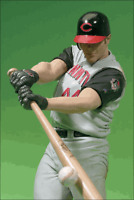 "MCFARLANE - MLB SERIES 3 – ADAM DUNN - CINCINNATI REDS – 6"" ACTION FIGURE"