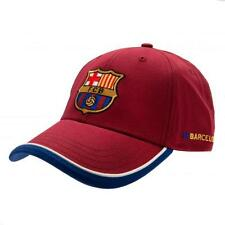 FC Barcelona Baseball Cap TP Crest Gift New Official Licensed Football Product