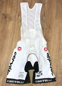 Cervelo Castelli RARE cycling bib shorts size XL