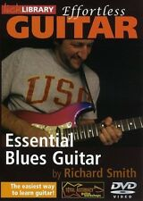 Effortless Guitar Essential Blues Guitar Learn To Play DVD