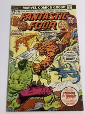 FANTASTIC FOUR #166. JAN 1976. MARVEL. VG. BAGGED & BOARDED. FREE P&P!