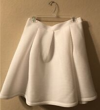 White Skirt Casual Womens Summer Mini Short Party Cocktail Evening Formal Skirts