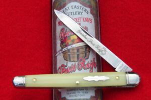 Great Eastern Lemon Brite Glow in the Dark Acrylic Stainless Fruit Knife 892121