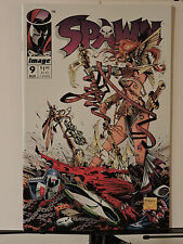 Spawn #9 (Mar 1993, Image)