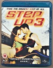 Step Up 3 Blu Ray New and Sealed