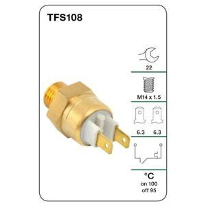Tridon Fan switch TFS108 fits Holden Statesman WB 5.0 V8 308 (Blue)