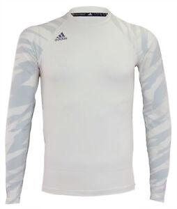 Adidas Men's Team Techfit Long Sleeve Shirt, Color Options