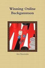 Winning Online Backgammon by Alex Barenboim (2014, Paperback)