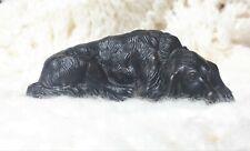figurine dog setter Kasli cast iron casting of the USSR original!