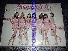 After School Happy Pledis First Single Vol. 1 CD Korea Version NEW Sealed RARE