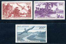 OCEANIE 1948 Yvert PA 26-28 ** POSTFRISCH UNGEZÄHNT FLUGPOST (S5470