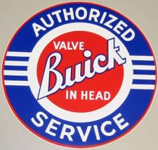 Buick Authorized Service Decal | 5"