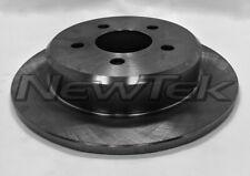 Disc Brake Rotor Rear NewTek 5484