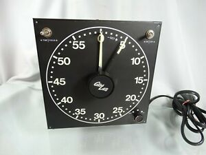 GraLab Model 300 Darkroom Timer with Original Box/ Instructions, Tested