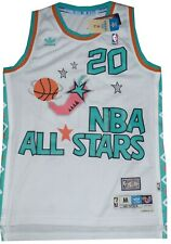 Gary Payton Seattle Super Sonics 1996 All Star Adidas Swingman Jersey $120