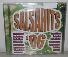 CD SALSA HITS 2006 - RODRIGUEZ - ROSARIO - SANTIAGO - QUINTANA - NUOVO NEW