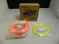 AMOLEN 3D PRINTER FILAMENT SILK LIKE PINKISH ORANGE 1.75MM 200G