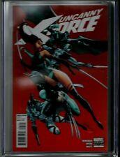 UNCANNY X-FORCE #1 J Scott Campbell VARIANT Deadpool Wolverine CGC (9.8)