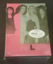 The L Word: Complete First Season (DVD, 5-Disc) 1 Showtime tv show series NEW