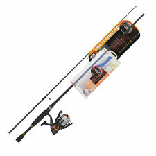 """Ready 2 Fish 5' 6"""" Multi-Species Spinning Combo with Tackle Kit Medium/Light Act"""