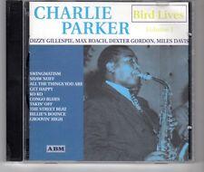(HG593) Charlie Parker, Bird Lives Vol 1 - 1999 CD