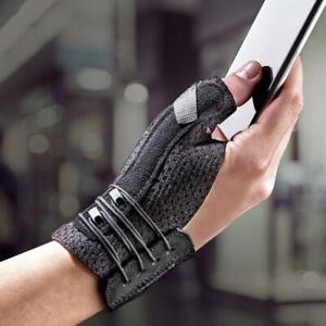 Genuine 3M Futuro Thumb Deluxe Stabiliser Black Relieve Joint Pain Small Medium