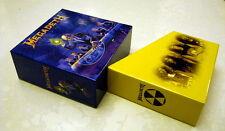 Megadeth Rust In Peace PROMO EMPTY BOX for jewel case, japan mini lp cd