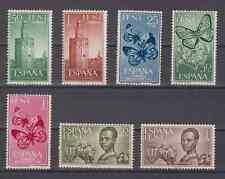 IFNI (ESPAÑA) - AÑO 1963 NUEVO COMPLETO MNH SPAIN - EDIFIL 193/99