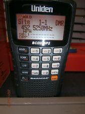New listing Uniden Bcd325P2 Handheld TrunkTracker V Scanner