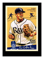 2008 Upper Deck Goudey #200 Evan Longoria RC Rookie Card NM-MT/MINT