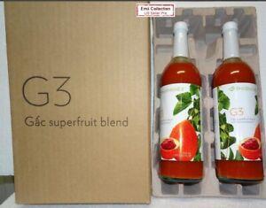 Nuskin Nu Skin Pharmanex Gac G3 Juice Pack of 2 Bottles Sealed New Exp 01/2022