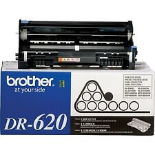 Genuine Brother DR620 Black Drum Unit -No Toner 25,000 Yield for HL DCP MFC UNS