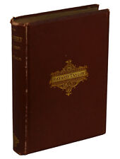 The Prophet by BAYARD TAYLOR ~ First Edition 1874 ~ America's 1st Gay Novelist