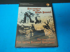 ENCOUNTER ON THE HIGH DESERT THE STORY BEHIND PIPE SPRING MONUMENT DVD VHTF