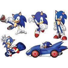 Stickers enfant planche de stickers Sonic ref 15126