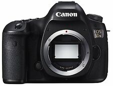 NEW Canon EOS 5DS 50.6 MP Digital SLR Black (Body Only) Japan Model, from Japan