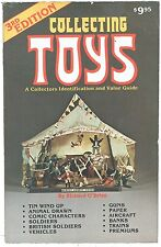 LIVRE : COLLECTING TOYS / jouets anciens