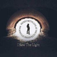 Dickey Betts - I Saw The Light: Live At Ultrasonic Studios 1974 (2015)  CD  NEW