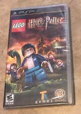 LEGO Harry Potter Years 5-7 NEW factory sealed PlayStation Portable PSP