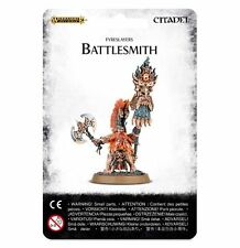 FYRESLAYERS BATTLESMITH - WARHAMMER - GAMES WORKSHOP - DWARF FYRESLAYER
