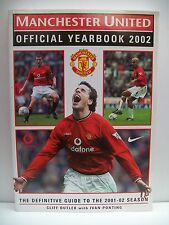 Manchester United Official Yearbook: The Definitive Guide to the 2001-2002 Se...